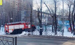 В Хабаровском крае идет эвакуация детей из детсадов
