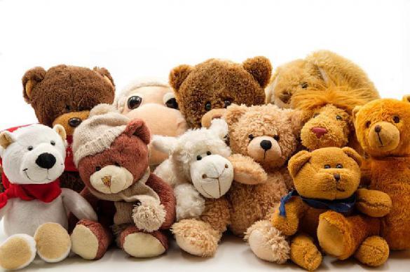 Большое количество игрушек мешает развитию ребенка