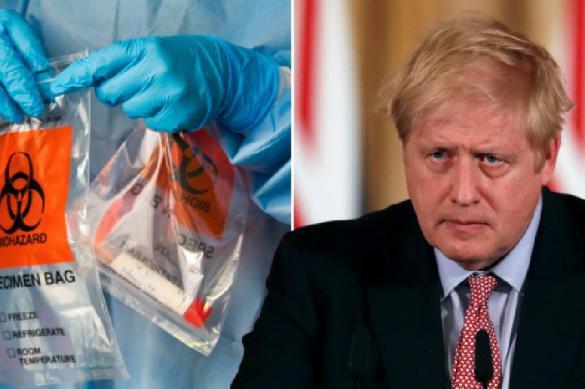 """Великобритания """"выбросила"""" £16 млн на неработающие тесты COVID-2019"""