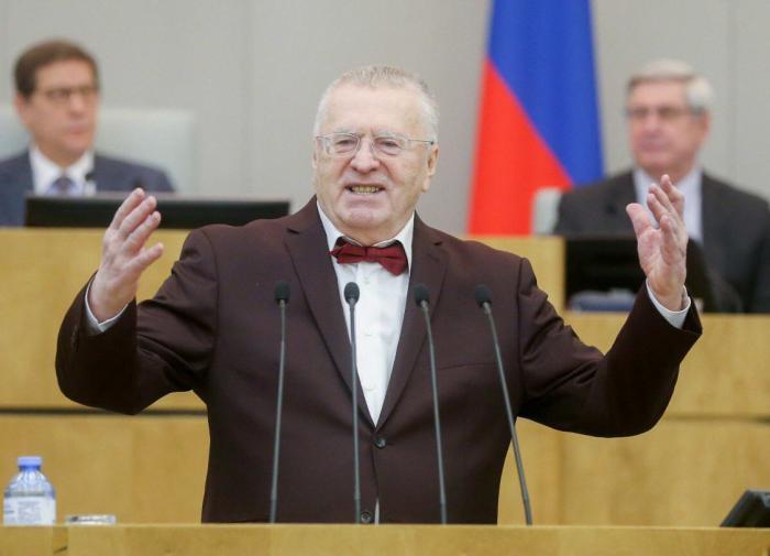 Жириновский: Белоруссию - на губернии, Лукашенко - в совхоз