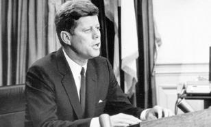 Убийство Кеннеди - ритуал иллюминатов?