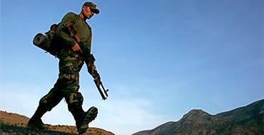 """Турция создает свое """"народное ополчение"""" на территории Ирака"""
