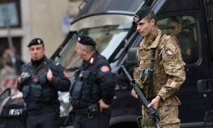 В Италии группа фашистов хотела зарегистрировать политическую партию