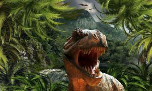 К вымиранию динозавров привело ртутное загрязнение воздуха