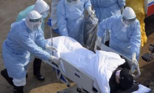 Эпидемия в Китае: в провинции Хубэй за сутки умерли 100 человек