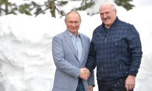 Сергей Лущ: Запад Белоруссию не отпустит