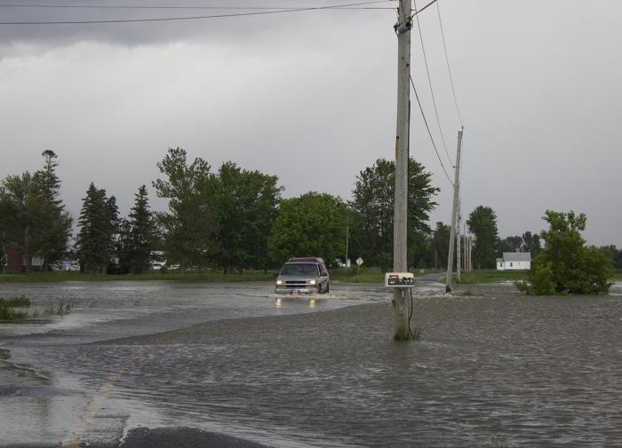 Климатологи: к концу 2021 века частота стихийных бедствий увеличится вдвое