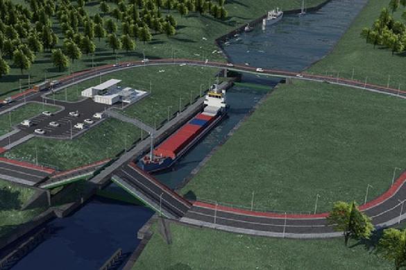 Gazeta Wyborcza: Россия обогатится на строительстве канала через Балтийскую косу