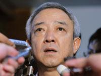 Глава министерства восстановления Японии подал в отставку, проработав лишь неделю.