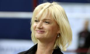 40-летняя Хоркина ждет второго ребенка