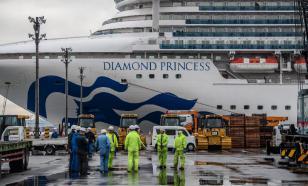 70 новых заболевших коронавирусом на Diamond Princess