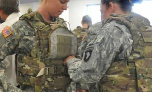 """Армия США работает над """"печатным"""" бронежилетом"""