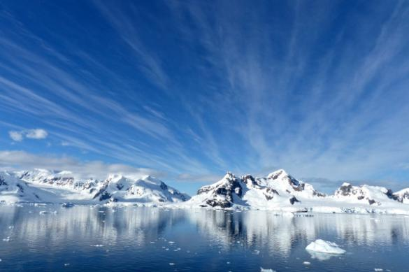 Специалисты NASA показали масштабы таяния ледников в Антарктиде