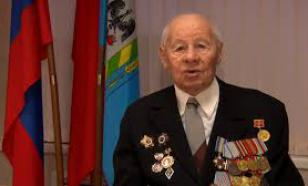 Ветеран ВОВ получил ключи от квартиры в Видном