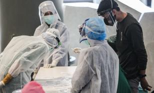 Сирийский город закрыли из-за коронавируса