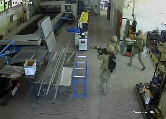 Американские солдаты, заблудившись, чуть не захватили завод в Болгарии