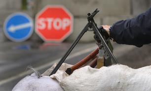 К киргизско-узбекской границе подтягиваются БТР и спецназ