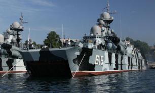 Черноморский флот пополнится 16 кораблями в следующем году
