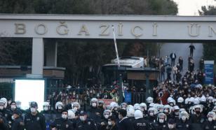 Эрдоган назначил ректора в университет и спровоцировал протесты