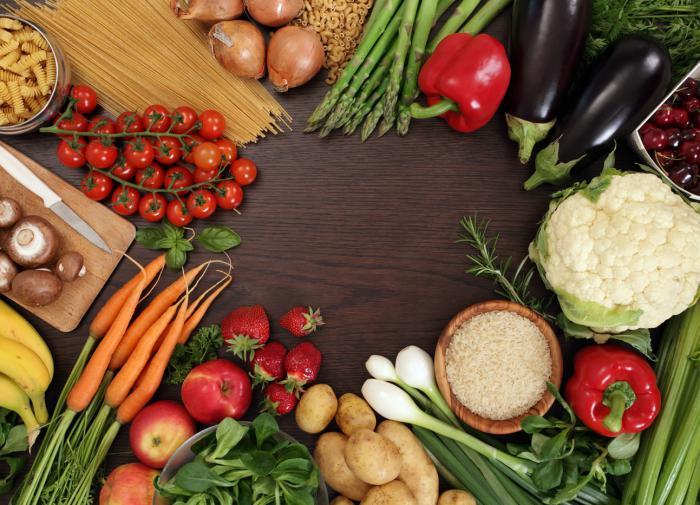 """Полезные продукты питания: """"лучшая десятка"""""""