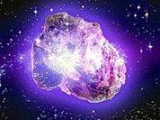 Пульсар-хулиган раздел звезду до алмаза