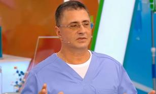 Доктор Мясников призвал радоваться росту числа заражённых COVID-19