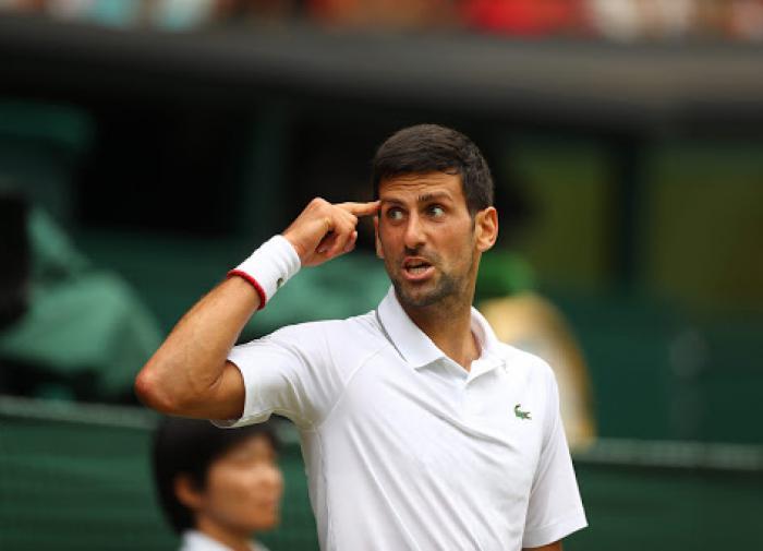 Дикая история Джоковича на US Open: бан ни за что?