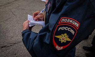Полицейского из Брянска уличили в фальсификации документов