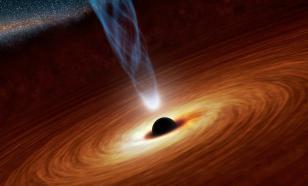 Ученые запечатлели редкую космическую катастрофу