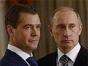 Путин - в президенты, Медведев - в премьеры
