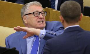 В Госдуме обсудят поведение Жириновского на Красной площади