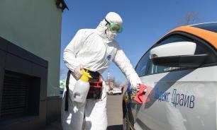 К концу эпидемии жители России будут помешаны на чистоте