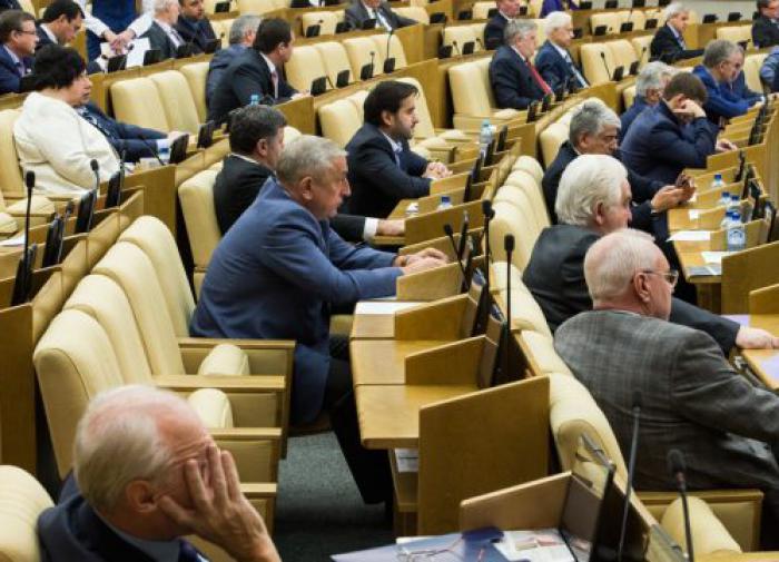 В Госдуме решают, закрыть ли путь в сенаторы преступникам