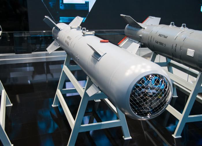 Военная авиация России получит корректируемые авиабомбы