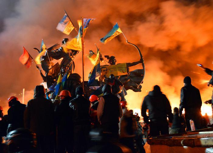 Украину ждет новый Евромайдан в начале 2022 года