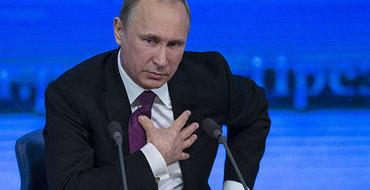 Путин признал вину власти в экономическом кризисе