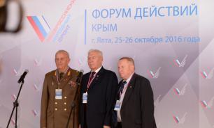 """На """"Форуме действий"""" предложили неформальный подход к военной истории Крыма"""