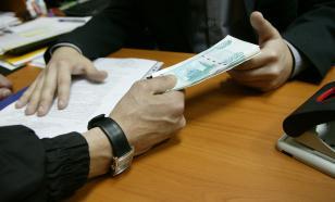 Два сотрудника уголовного розыска в Петербурге попались на взятке