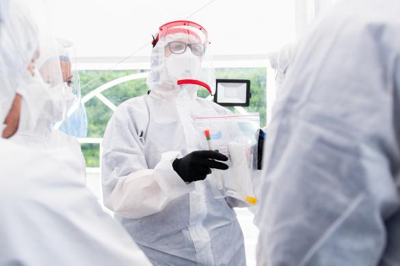В России выявлено 6411 новых случаев коронавируса