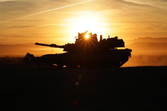На море танки грохотали: Ростех хочет создать плавающую бронемашину