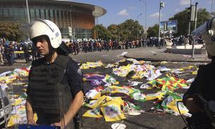 Следствию известно имя смертника, организовавшего теракт в Анкаре