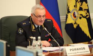 Президент уволил главного следователя МВД