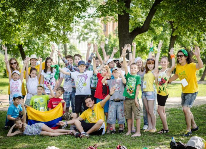 Детские оздоровительные лагеря в Санкт-Петербурге откроют в июле