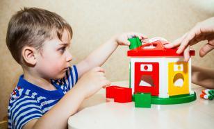 Аутизм у детей: истинный и ложный