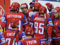 Хоккей: Россия вышибла Канаду из чемпионата мира.