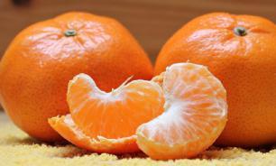В мандаринах может быть опасный химикат, влияющий на мозг