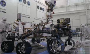Специалисты NASA провели испытания нового марсианского ровера