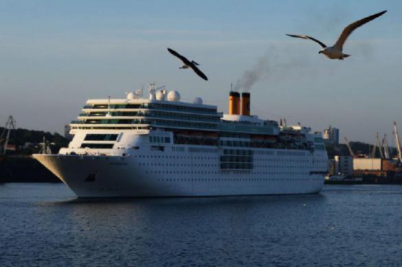 Круизному лайнеру Costa Neoromantica запрещен вход в порт Владивостока
