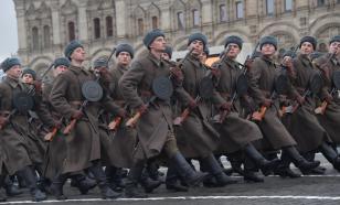 Парад Победы отрепетируют 14 июня