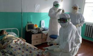 Возле границы с РФ обнаружен ещё один человек с подозрением на чуму